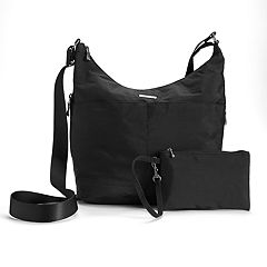 Baggallini Crossbody Bag with RFID-Blocking Pouch