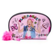 Girls 5-12 JoJo Siwa Cosmetics Bag & Lip Gloss Set