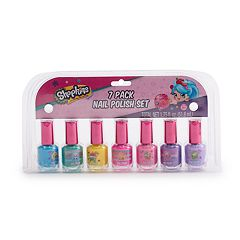 Girls 5-12 Shopkins 7-pack Nail Polish Set
