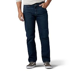 Men's Urban Pipeline™ Dark Vintage Straight-Leg MaxFlex Jeans