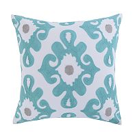 Levtex Victoria Embroidered Throw Pillow