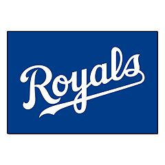 FANMATS Kansas City Royals Starter Rug