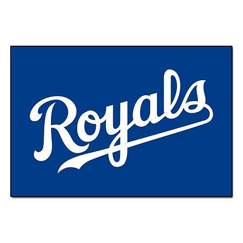FANMATS Kansas City Royals Starter Rug
