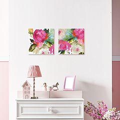 Artissimo Designs Belle Canvas Wall Art 2-piece Set