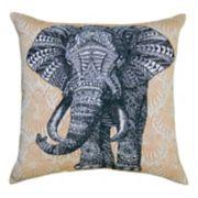 Spencer Home Decor Tantor Elephant Throw Pillow
