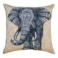 Spencer Home Decor Tantor Elephant Throw Pillow