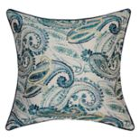 Spencer Home Decor Vanity Paisley Throw Pillow