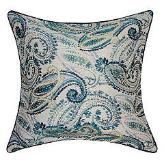Spencer Home Decor Vanity Paisley Throw Pillow