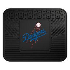 FANMATS Los Angeles Dodgers Backseat Utility Car Mat