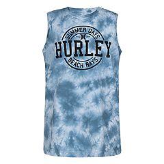 Boys 8-20 Hurley Tie-Dyed Muscle Tee