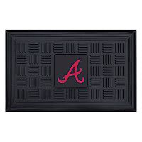 FANMATS Atlanta Braves Door Mat