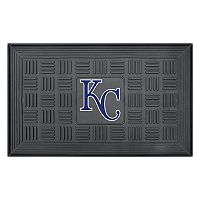 FANMATS Kansas City Royals Door Mat