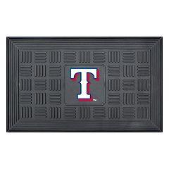 FANMATS Texas Rangers Door Mat
