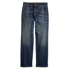 Boys 8-20 Urban Pipeline™ MaxWear Straight-Leg Jeans