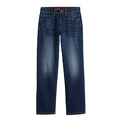 Boys 8-20 Urban Pipeline™ MaxWear Straight-Leg Jeans