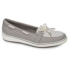 Grasshoppers Windham Women's Slip-On Boat Shoes