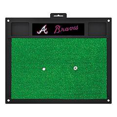 FANMATS Atlanta Braves Golf Hitting Mat