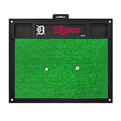 FANMATS Detroit Tigers Golf Hitting Mat