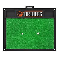 FANMATS Baltimore Orioles Golf Hitting Mat