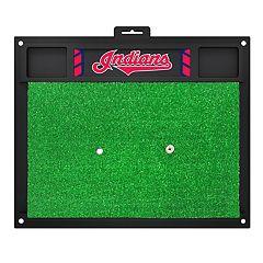 FANMATS Cleveland Indians Golf Hitting Mat