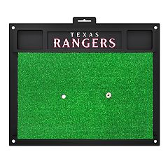 FANMATS Texas Rangers Golf Hitting Mat