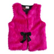 Girls 7-16 JoJo Siwa Faux Fur Vest
