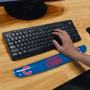 FANMATS Chicago Cubs Wrist Rest Mat