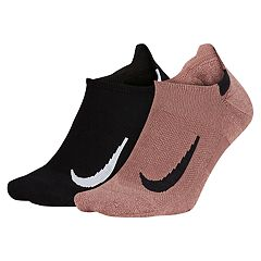 Men's Nike 2-pack Multiplier No-Show Socks