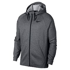 Big & Tall Nike Therma Full-Zip Training Hoodie