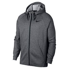 Big & Tall Nike Therma Full-Zip Training Hoodie