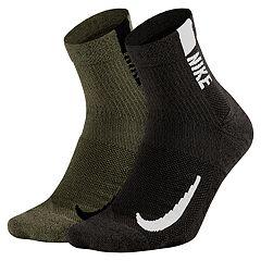Men's Nike 2-pack Multiplier Ankle Socks