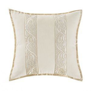 Marquis by Waterford Warren Velvet Throw Pillow
