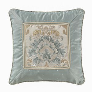 Marquis by Waterford Warren Damask Throw Pillow