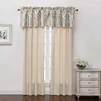 Marquis by Waterford Warren Tailored Window Valance