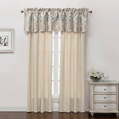 Marquis by Waterford Warren Window Curtain Set