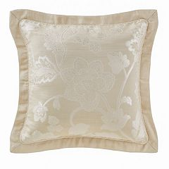 Marquis by Waterford Emilia Floral Throw Pillow