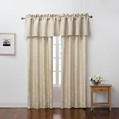 Marquis by Waterford Emilia Tailored Window Valance
