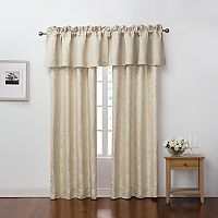 Marquis by Waterford Emilia Window Curtain Set