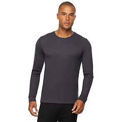 Men's HeatKeep Thermal Performance Ribbed Base Layer Tee