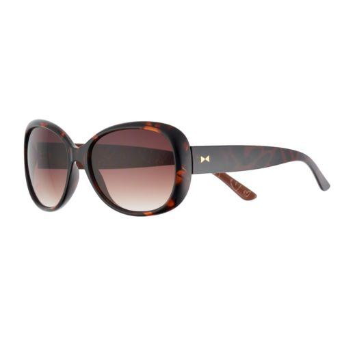 Retro Square Wrap Sunglasses