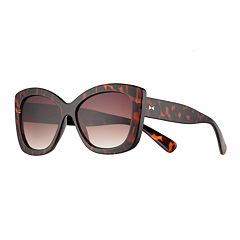 LC Lauren Conrad Tortoise Cat's-Eye Sunglasses - Women