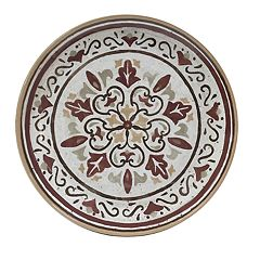 Food Network™ Merlot Melamine Dinner Plate