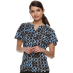 Women's Apt. 9® Flutter Georgette Top