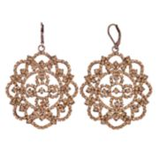 Simply Vera Vera Wang Lace Drop Earrings