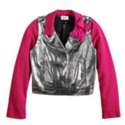 Girls 7-16 JoJo Siwa Moto Jacket