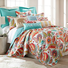 Levtex Heather Quilt Set