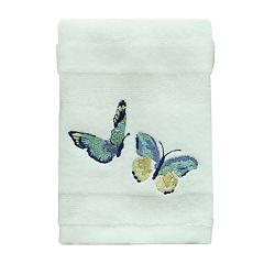 Bacova Watercolor Garden Fingertip Towel