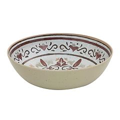 Food Network™ Merlot Melamine Serving Bowl