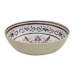 Food Network™ Merlot Melamine Serving Bowl