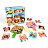 Outset Media Who Nose?: The Hilarious Race To Guess Your Face Game